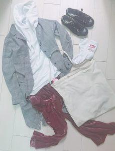 台湾旅行(1月の服装)