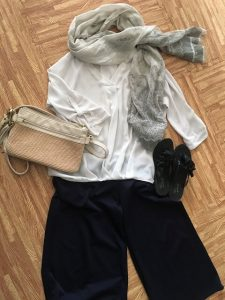 台湾旅行(10月の服装)
