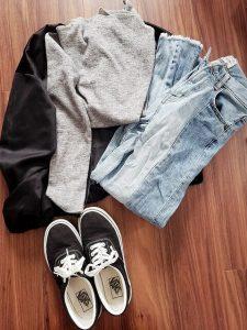 韓国旅行(5月の服装)