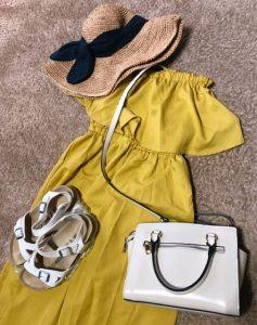ハワイ旅行(2月の服装)