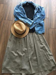ハワイ旅行(11月の服装)