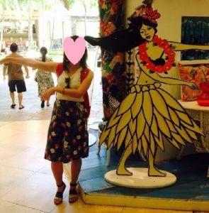 ハワイ旅行の服装